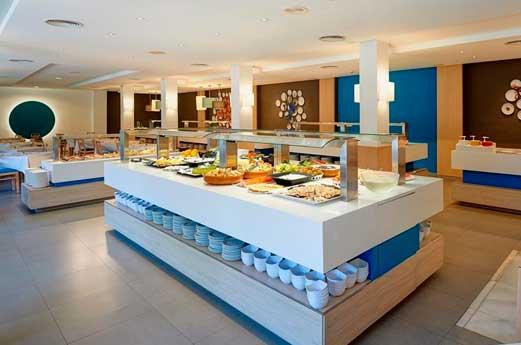 Aparthotel Protur Safari Park restaurant