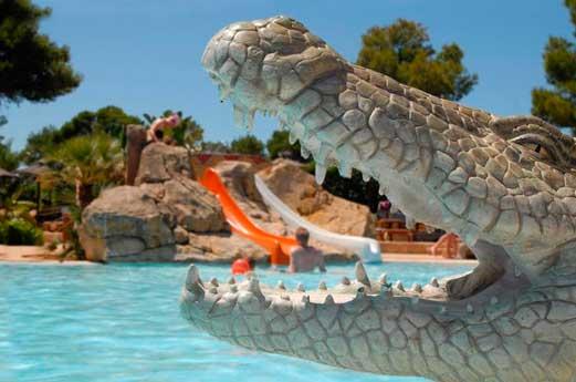 Aparthotel Protur Safari Park zwembad