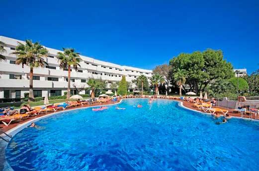 Club Martha's Aparthotel zwembad