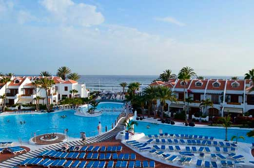 Appartementen Parque Santiago III zwembad
