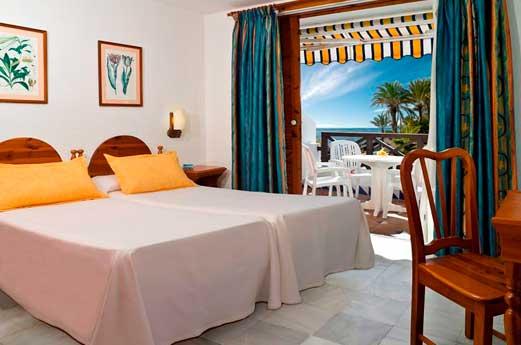 Appartementen Parque Santiago III hotelkamer