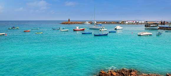 zee canarische eilanden
