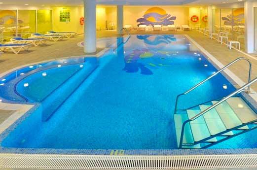 Hotel Caprici Verd zwembad