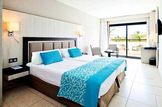 Club Bahamas slaapkamer