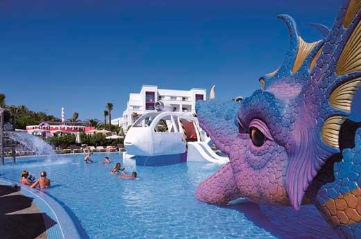 ClubHotel RIU Gran Canaria zwembad