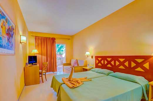 Costa Calma Beach Resort hotelkamer