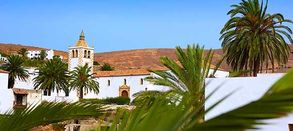 gebouw Fuenteventura