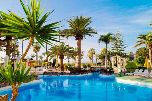 Hotel H10 Las Palmeras zwembad