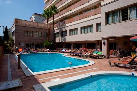 Hotel Amaika zwembad