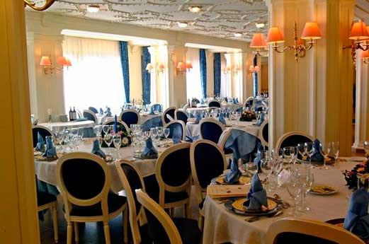 Hotel Amaika restaurant