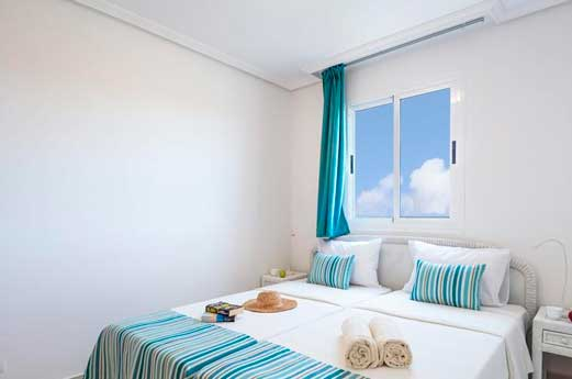 Hotel Arena Beach hotelkamer