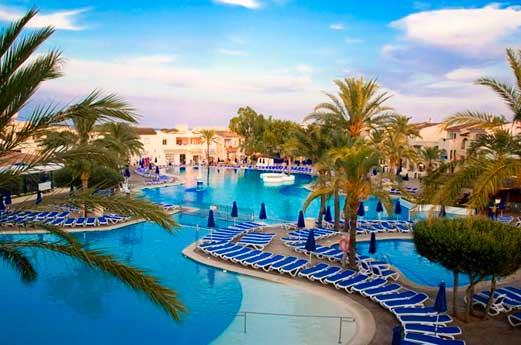 Hotel Bouganvilla Park Aparthotel resort