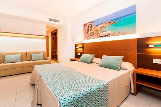 Hotel Bouganvilla Park Aparthotel hotelkamer