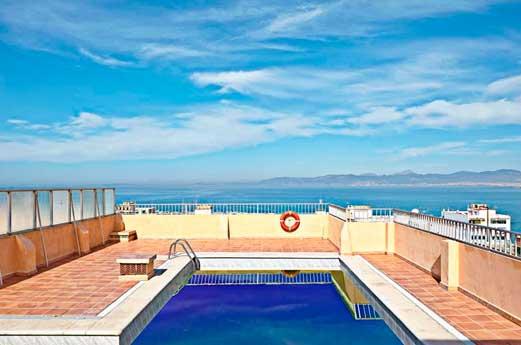 Caribbean Bay hotel zwembad