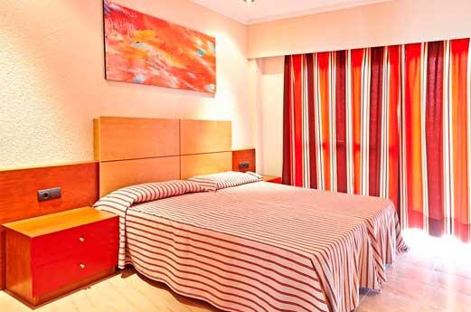 Caribbean Bay hotel hotelkamer