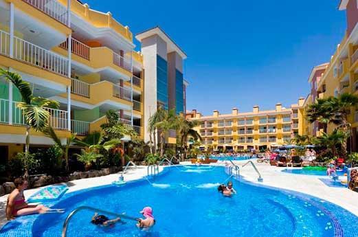 Hotel Costa Caleta zwembad