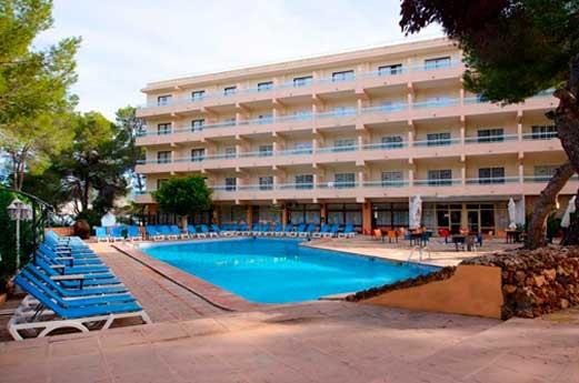 Hotel Els Pins zwembad