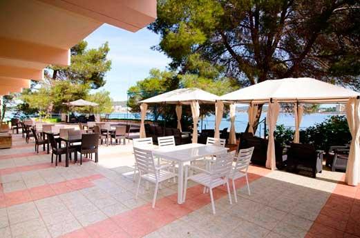Hotel Els Pins restaurant