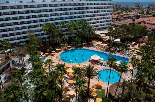 Hotel Eugenia Victoria zwembad