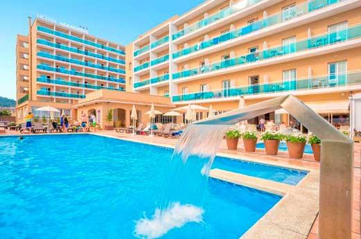 hotel Fergus Maripins zwembad