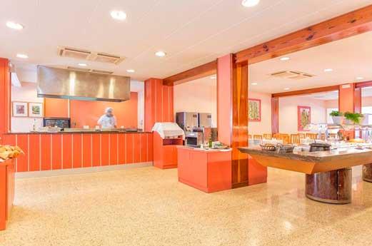 hotel Fergus Maripins restaurant