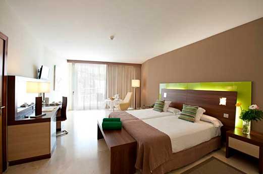 Hotel Paradise Valle Taurito hotelkamer