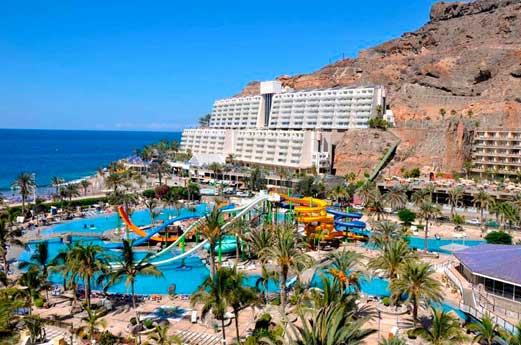 Hotel Paradise Valle Taurito resort