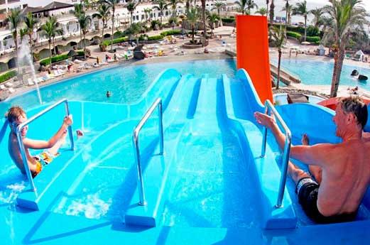 Hotel Paradise Valle Taurito zwembad