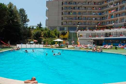 Hotel Samba zwembad