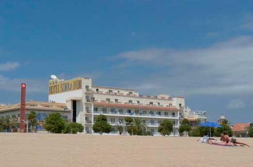 Hotel Sorra d'Or voorkant