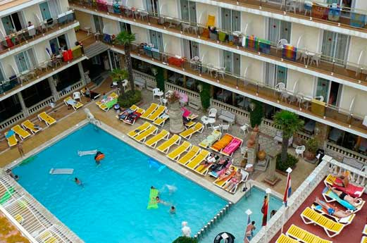 Hotel Sorra d'Or zwembad