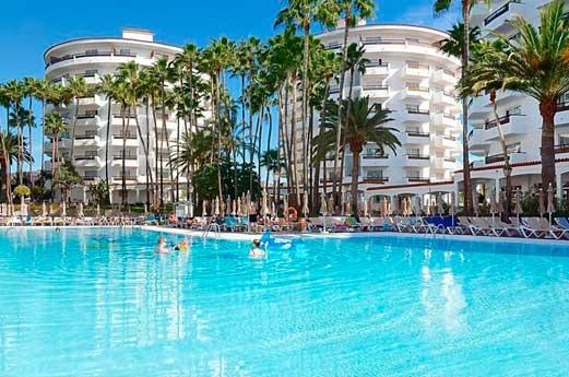 Waikiki hotel zwembad