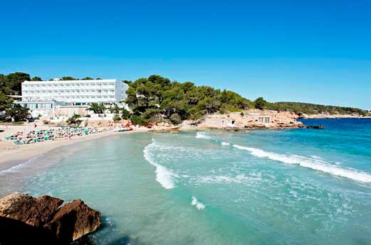 Ibiza Beach Resort strand