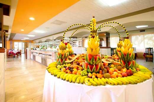 Hotel Luna Club & Park restaurant