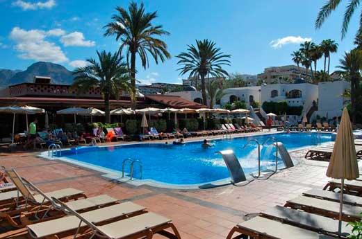 HD Parque Cristobal Tenerife zwembad