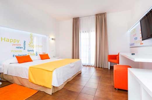 Cortijo Blanco hotelkamer