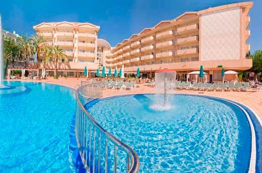Hotel Florida Park zwembad