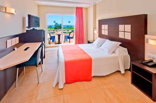 Hotel Florida Park hotelkamer