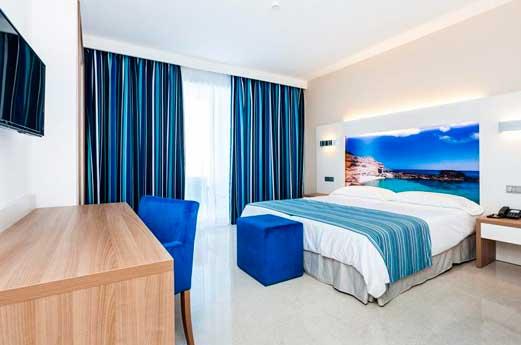 Hotel Playa Estepona hotelkamer