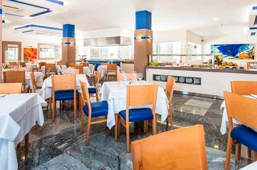 Hotel Playa Estepona restaurant