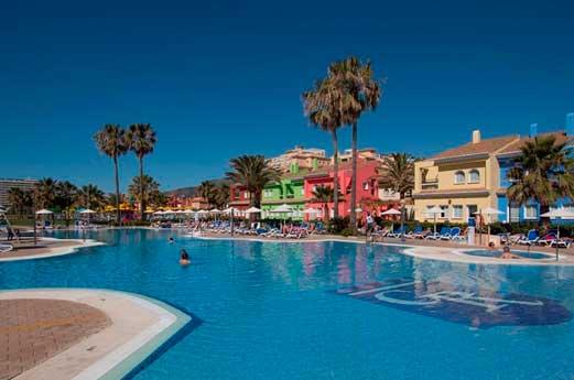 Hotel Pueblo Camino Real zwembad