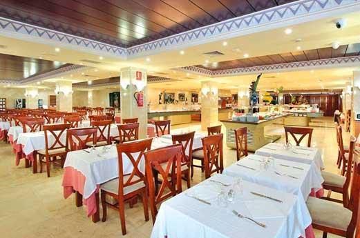 Hotel Pueblo Camino Real restaurant