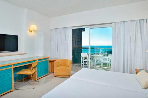 hotel Sol Principe hotelkamer