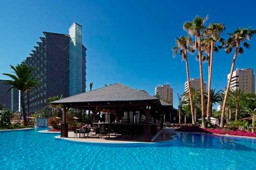 hotel Sol Principe zwembad