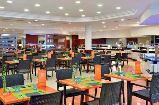 hotel Sol Principe restaurant