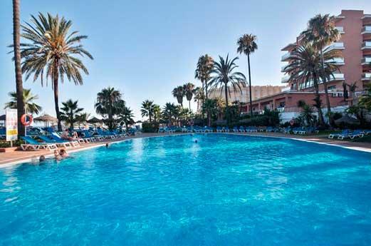 hotel Triton zwembad