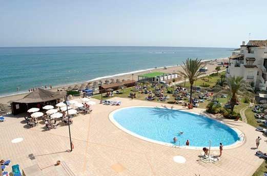 Vik Gran Hotel Costa del Sol zwembad