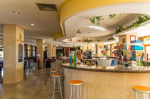 Aparthotel Albir Garden bar