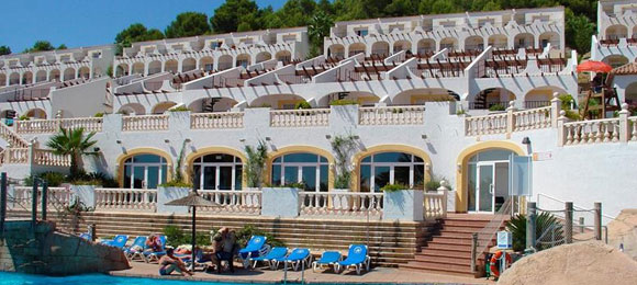 Hotels in Calpe