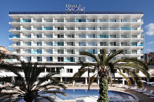 Hotel Agua Azul hotel